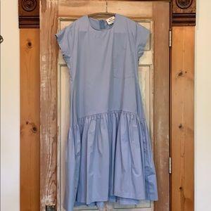 MADS NORGAARD high low dress